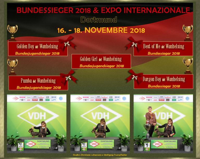 Bundessieger 2018 Dortmund